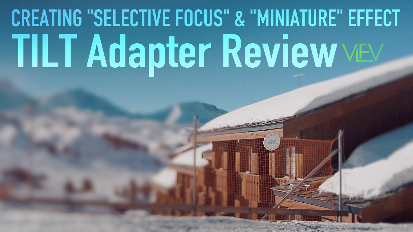 "Creating ""Selective Focus"" & ""Miniature"" effect 