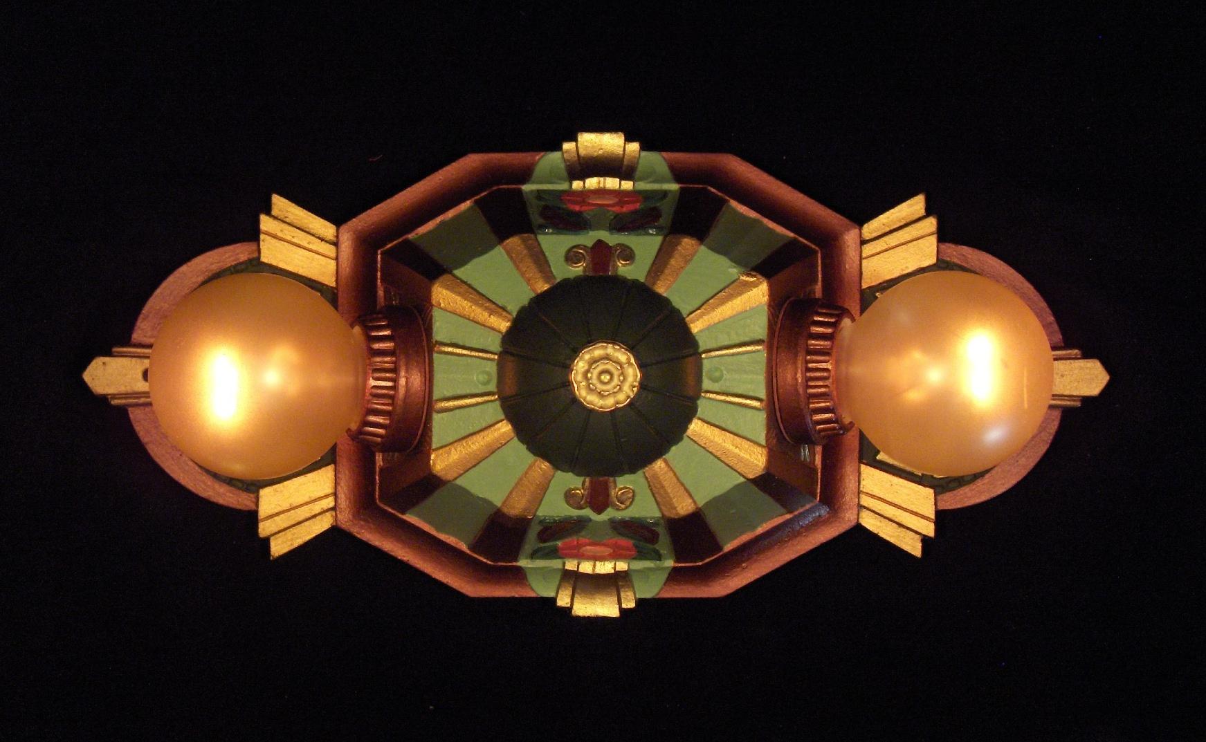 Peaceably Fan Shoppe Home Art Deco Lighting Reproductions Art Deco Lighting Fixtures More Art Deco Lighting Click On Art Deco Tab Vintage Lighting houzz-03 Art Deco Lighting
