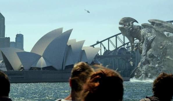 Kaiju Sydney