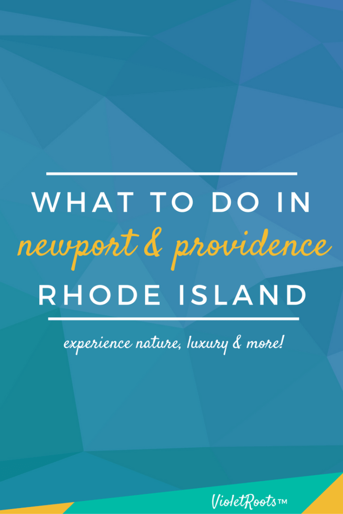 What to do in Newport and Providence, RI - Have a trip to Rhode Island in your future? Check out these top recommendations on what to do in Newport and Providence during your trip to New England!