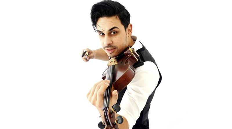 Douglas Mendes violinista