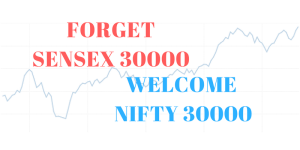 Forget Sensex 30000. Get ready for Nifty 30000