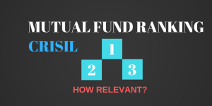 CRISIL Fund Ranking – Take it with a pinch of salt
