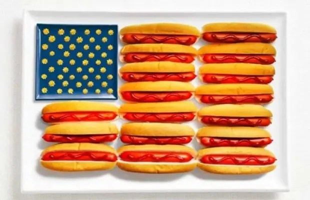 banderas paises comida (18)