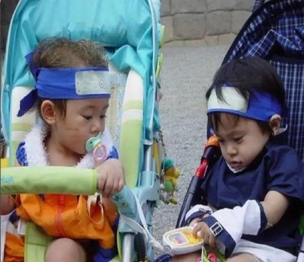 niños disfrasados por padres2