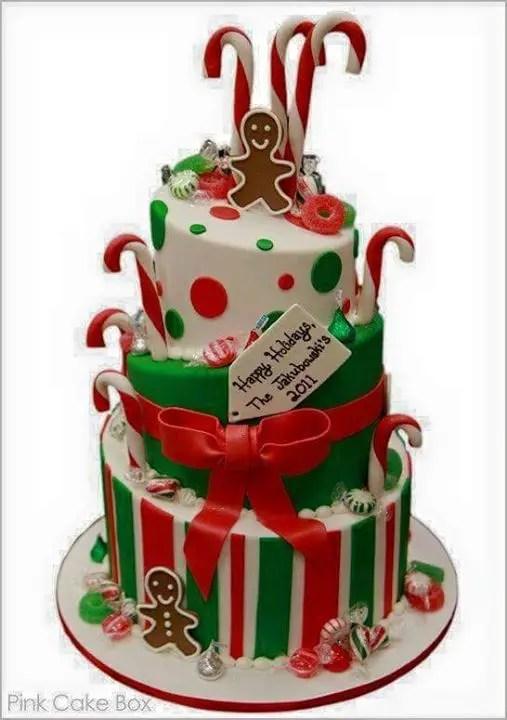 pasteles navideños 12