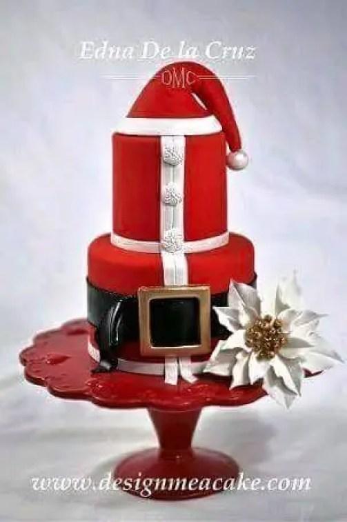 pasteles navideños 17