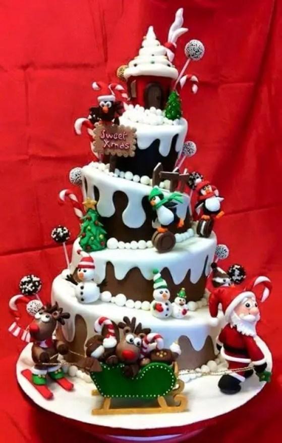 pasteles navideños 8