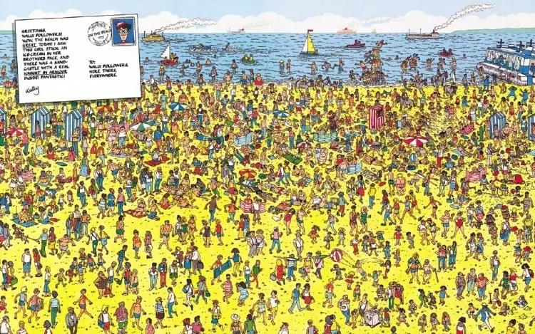Wheres Wally  1