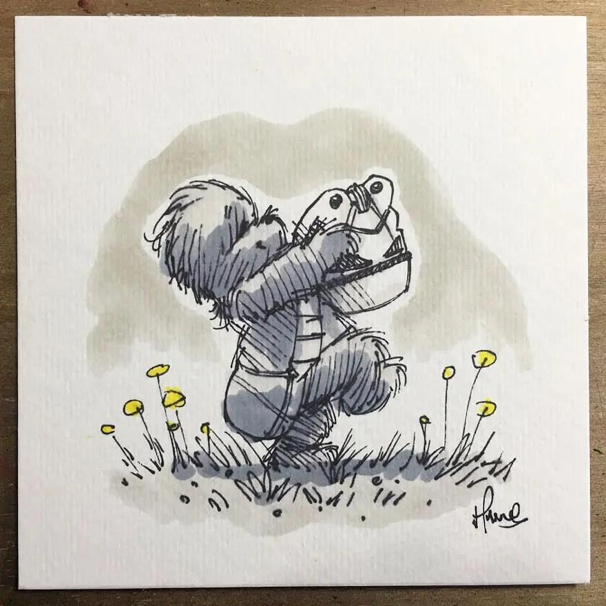 star wars winnie pooh 5