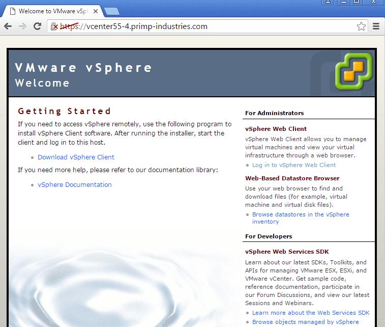 disable-vcenter-server-landing-splash-page-0