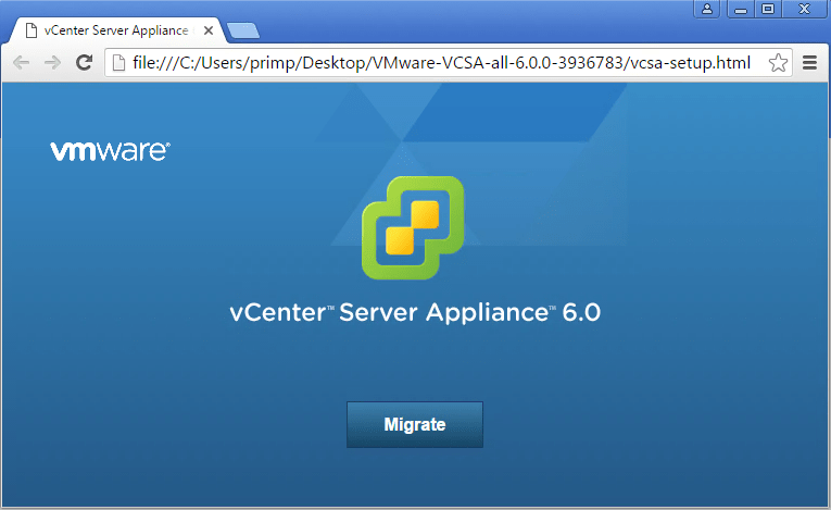 vcsa-migration-tool-vsphere-60update2m