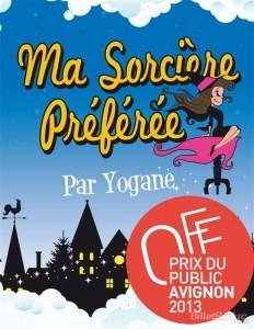 Ma Sorcière Préférée de Yogane (75) @ Théâtre de la Boussole