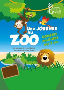 Une journée au zoo de Sébastien DELSAUT (06) @ Theatre de la cité