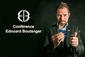 Conférence de Edouard BOULANGER (21) @ Cercle Robert Houdin des Magiciens de Bourgogne