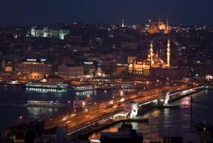 Noche puente galata