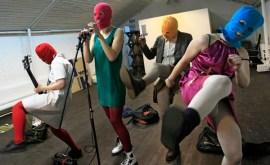 23 de fevereiro Pussy Riot foto 1