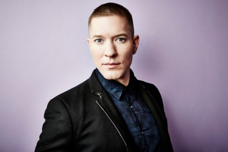 """PASADENA, CA - JANUARY 07: Joseph Sikora poses for a portrait during the Winter TCA panel for """"Power"""" for the Starz Network at the Langham Huntington Hotel & Spa on January 7, 2015 in Pasadena, California. (Photo by Maarten de Boer/Getty Images)"""