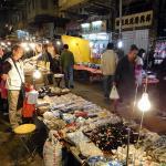 Temple Street : HK Yau Ma Tei Night Market