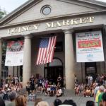 Faneuil Hall & Quincy Market : Boston