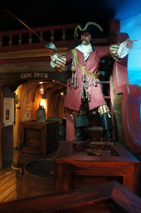 Pirate & Treasure Museum Saint Augustine (14).JPG