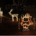 Christmas lights in Tallahassee