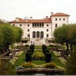 Vizcaya Museum House Gardens : Miami