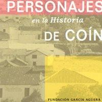 Libro Personajes en la historia de Coín