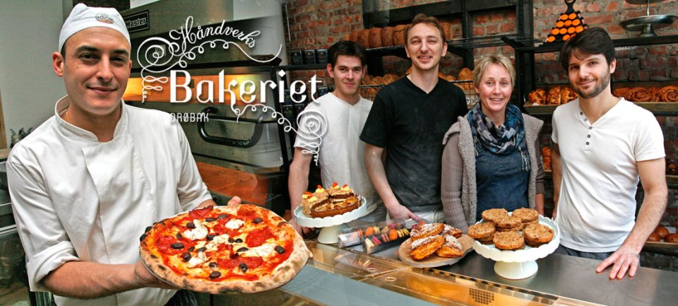 Gründeren Mette har utviklet et kvalitetsbakeri og serveringssted sammen med medarbeidere fra både Frankrike og Italia. De står for en helt spesiell kvalitet.