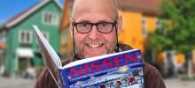 Søndag 29. oktober lanserer Hans Petter Treider boka «NISSEN. Den utrolige historien om hans liv og opprinnelse» i Smia i Drøbak.