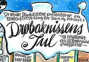 Drøbaknissens Jul og mysteriet med de forsvunne julegavene @ Smia Flerbrukshus | Akershus | Norge