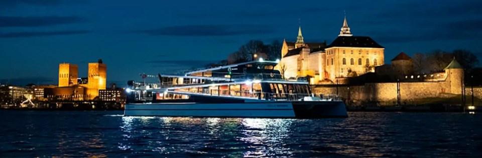 Ship of the Year 2016, Vision of The Fjords, tar deg fra Oslo til Drøbak på JuleCruise.