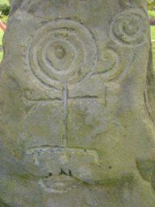 Petroglif (Concentric circles = perfection) (Spirals=eternity)  Tulipe, Ecuador  www.visitecuadorandsouthamerica.com