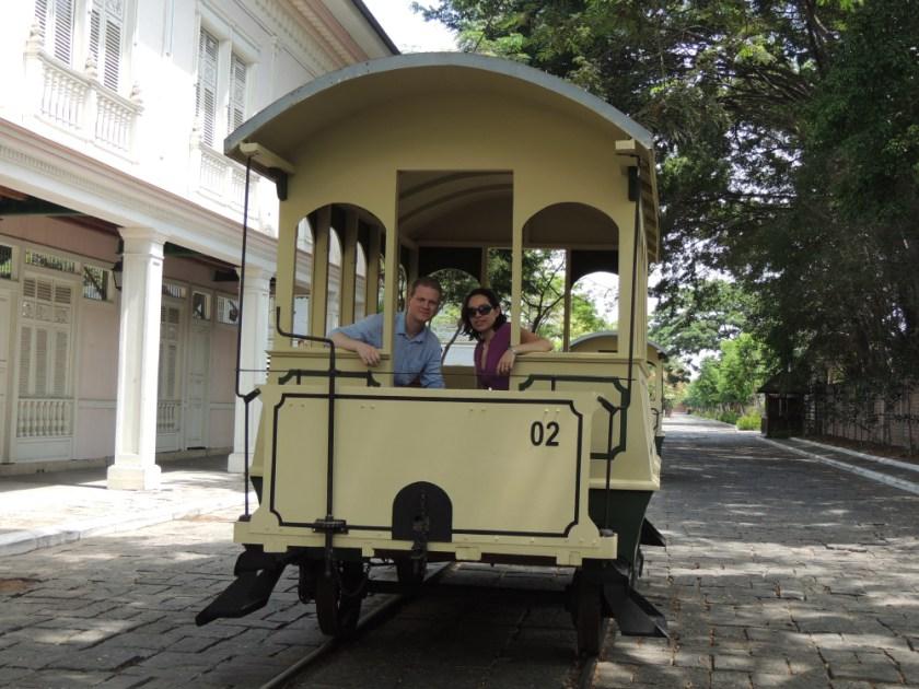 Parque Historico de Guayaquil, Ecuador