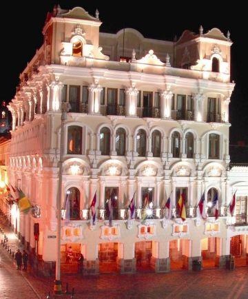 Plaza Grande Hotel - Quito, Ecuador