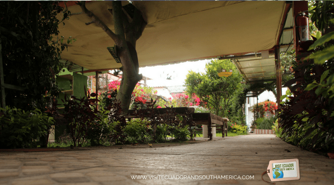 Hostal El Parque Tababela_4