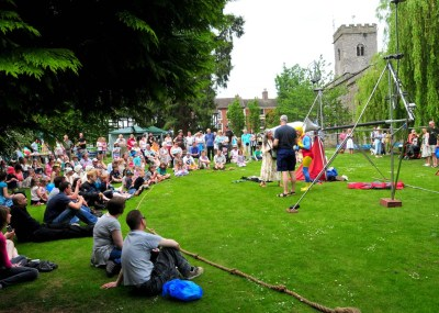 Much Wenlock Festival
