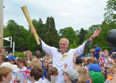2012 London Olympic Torch