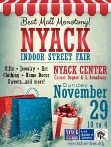 Indoor Street Fair @ Nyack Center   Nyack   New York   United States