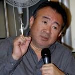 Lo chef Tetsuya Wakuda ieri a Lanciano