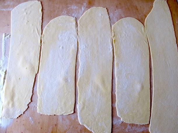 Pasta per tacconelle