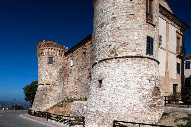 castello Monteodorisio
