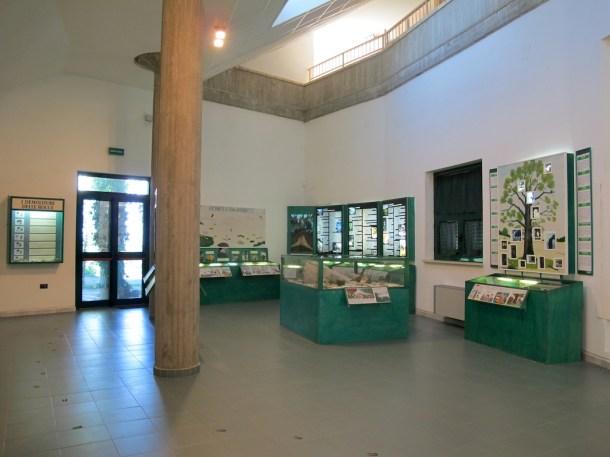Centro Visita Maurizio Locati