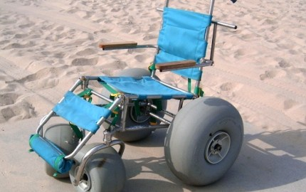 Department of Beaches & Harbors  Beach Wheelchair Program