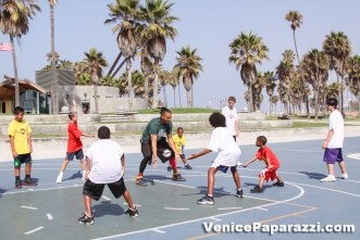 Kids Venice Basketball League. VeniceBall.com