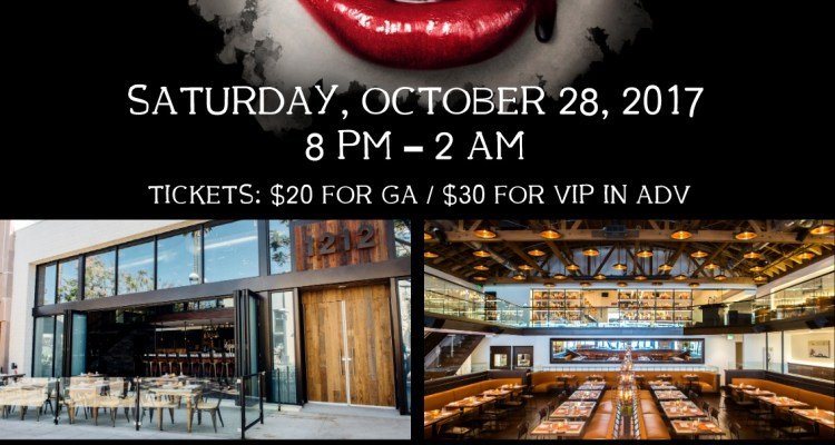 the westsides largest halloween party thriller night returns to santa monica halloween weekend