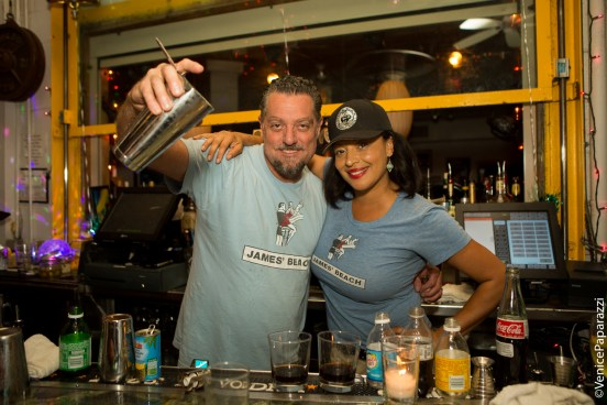2017 L.A.'s Best Bartender John Henry Binder. www.JamesBeach.com. Photo by VenicePaparazzi.com