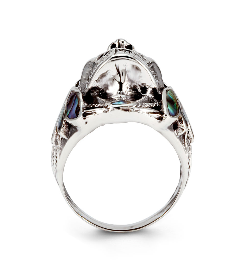native american wedding rings native american wedding rings Native american wedding rings Silver Abalone Native American Indian Chief Ring Men S Jewelry