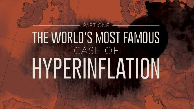 The World's Most Famous Case of Hyperinflation