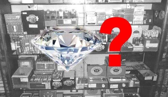 immagine per diamante in tabaccheria post